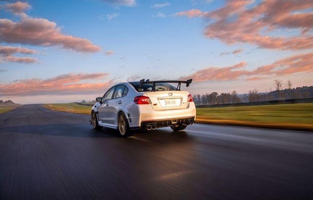 Cel mai puternic Subaru de serie a debutat la Detroit: STI S209 are 341 CP și va fi produs exclusiv pentru piața din SUA - Poza 22