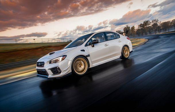 Cel mai puternic Subaru de serie a debutat la Detroit: STI S209 are 341 CP și va fi produs exclusiv pentru piața din SUA - Poza 12