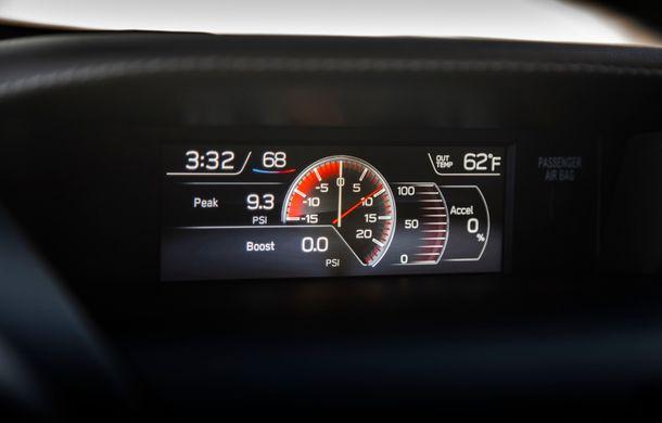 Cel mai puternic Subaru de serie a debutat la Detroit: STI S209 are 341 CP și va fi produs exclusiv pentru piața din SUA - Poza 38