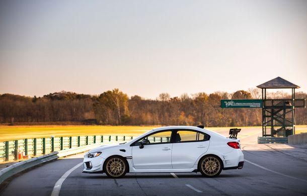 Cel mai puternic Subaru de serie a debutat la Detroit: STI S209 are 341 CP și va fi produs exclusiv pentru piața din SUA - Poza 18