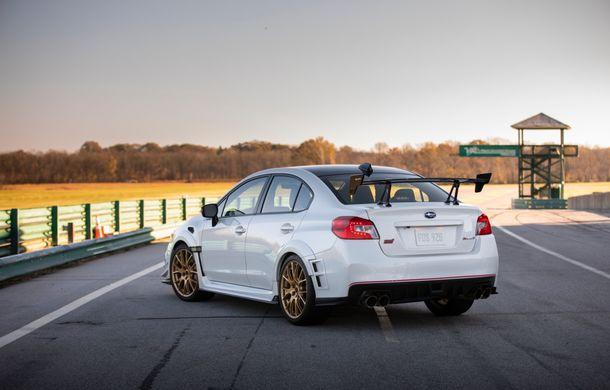 Cel mai puternic Subaru de serie a debutat la Detroit: STI S209 are 341 CP și va fi produs exclusiv pentru piața din SUA - Poza 25