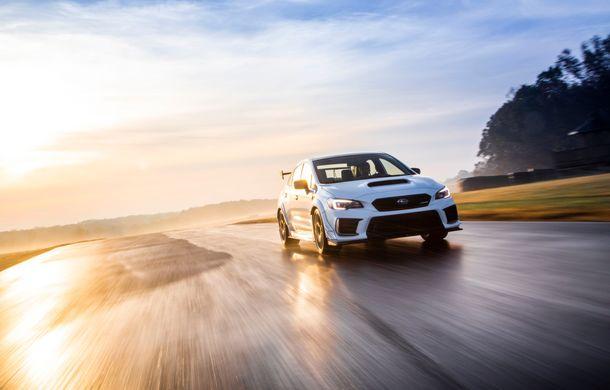 Cel mai puternic Subaru de serie a debutat la Detroit: STI S209 are 341 CP și va fi produs exclusiv pentru piața din SUA - Poza 15