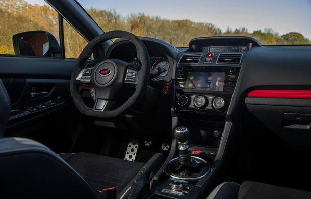 Cel mai puternic Subaru de serie a debutat la Detroit: STI S209 are 341 CP și va fi produs exclusiv pentru piața din SUA - Poza 34