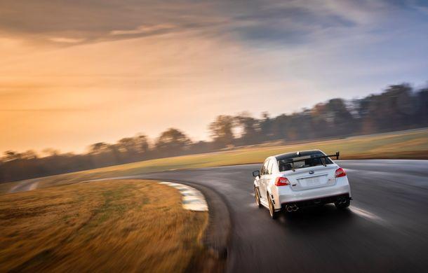 Cel mai puternic Subaru de serie a debutat la Detroit: STI S209 are 341 CP și va fi produs exclusiv pentru piața din SUA - Poza 21