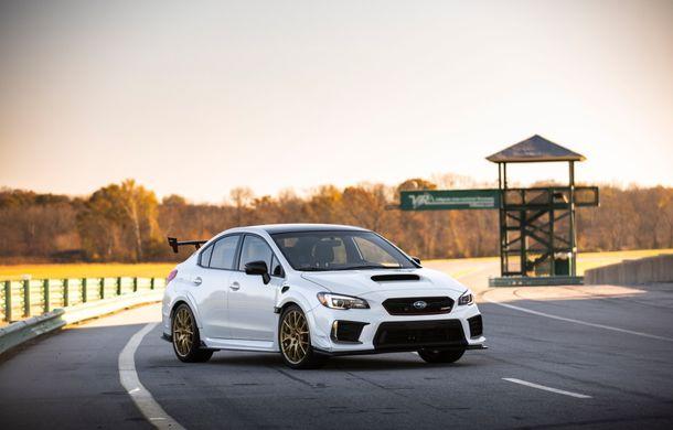 Cel mai puternic Subaru de serie a debutat la Detroit: STI S209 are 341 CP și va fi produs exclusiv pentru piața din SUA - Poza 3