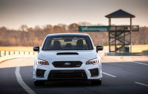 Cel mai puternic Subaru de serie a debutat la Detroit: STI S209 are 341 CP și va fi produs exclusiv pentru piața din SUA - Poza 4