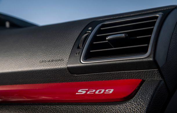 Cel mai puternic Subaru de serie a debutat la Detroit: STI S209 are 341 CP și va fi produs exclusiv pentru piața din SUA - Poza 40
