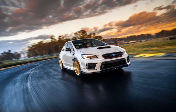 Cel mai puternic Subaru de serie a debutat la Detroit: STI S209 are 341 CP și va fi produs exclusiv pentru piața din SUA - Poza 5