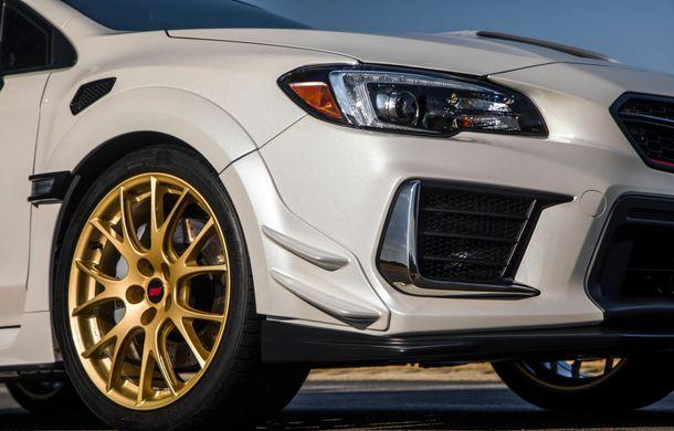 Cel mai puternic Subaru de serie a debutat la Detroit: STI S209 are 341 CP și va fi produs exclusiv pentru piața din SUA - Poza 30
