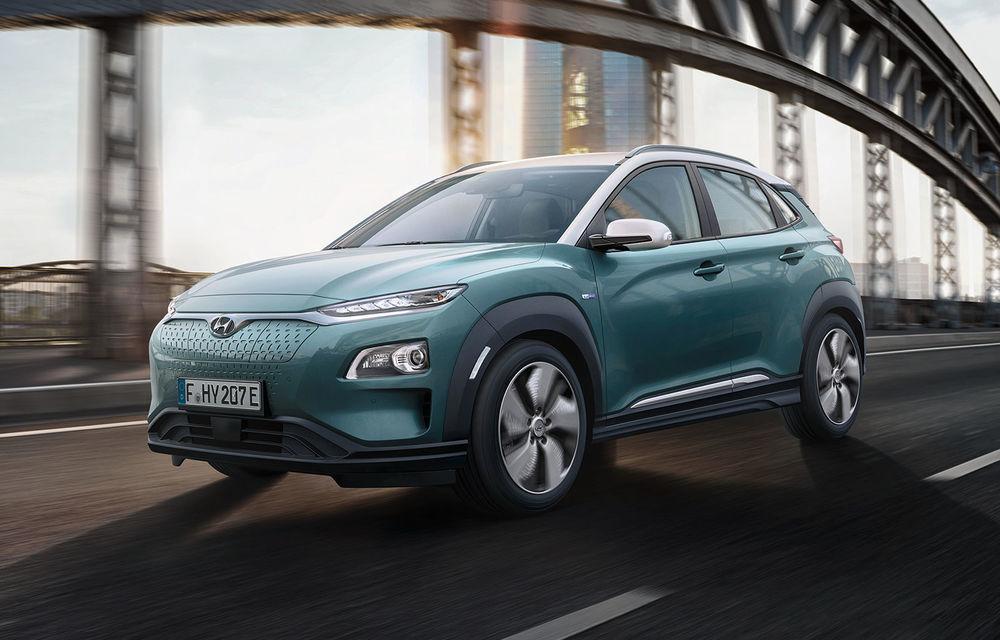 Gama de vehicule electrice Hyundai ajunge în România: Ioniq Electric pleacă de la 39.000 de euro, iar Kona Electric de la 45.500 de euro - Poza 1