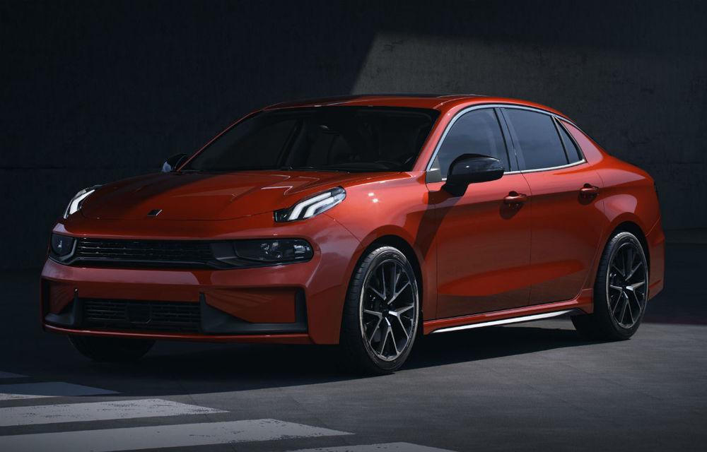 Chinezii de la Lynk&Co pregătesc un hatchback pentru Europa: modelul va fi lansat în 2020 - Poza 1