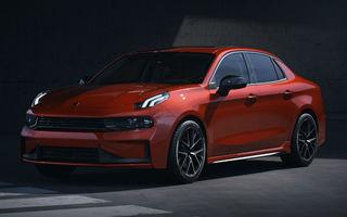 Chinezii de la Lynk&Co pregătesc un hatchback pentru Europa: modelul va fi lansat în 2020