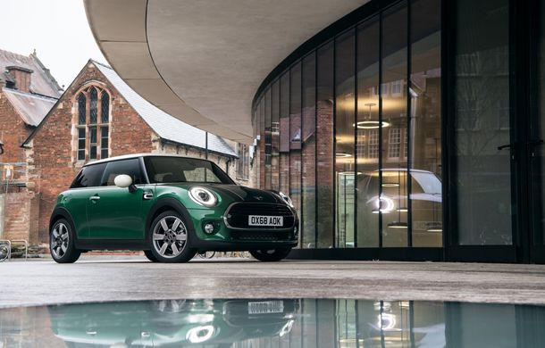 Mini Hatch 60 Years Edition: ediție specială pregătită în cinstea celebrului model britanic - Poza 17