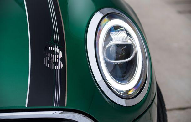 Mini Hatch 60 Years Edition: ediție specială pregătită în cinstea celebrului model britanic - Poza 24