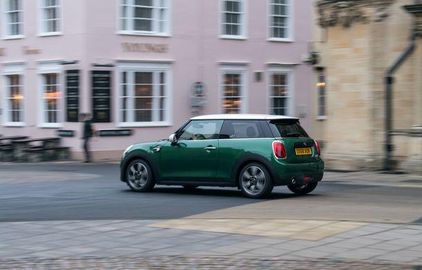 Mini Hatch 60 Years Edition: ediție specială pregătită în cinstea celebrului model britanic - Poza 15