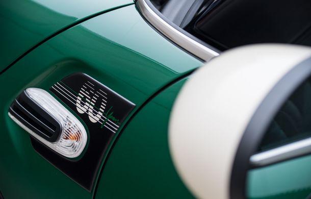 Mini Hatch 60 Years Edition: ediție specială pregătită în cinstea celebrului model britanic - Poza 25