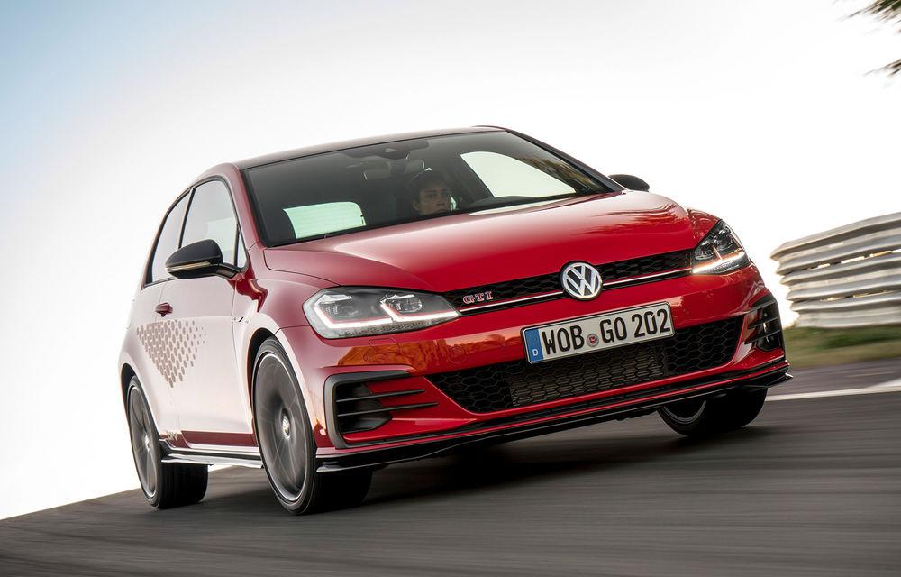 Cântecul de lebădă al actualului Volkswagen Golf: nemții lansează versiunea de stradă Golf GTI TCR cu 290 CP - Poza 1