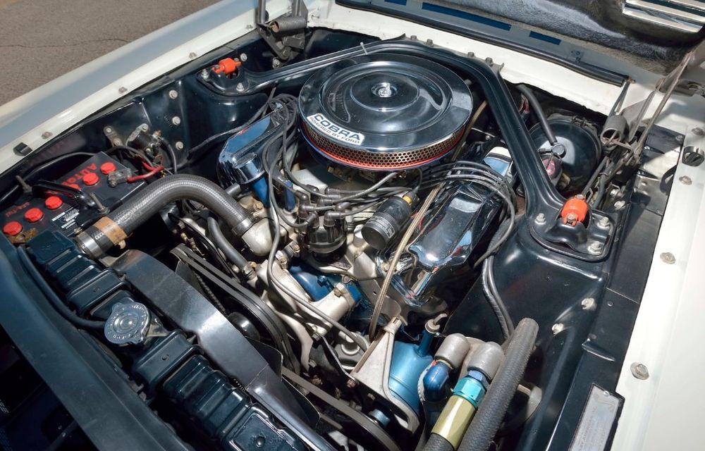 Cel mai scump Mustang din istorie este un Shelby GT500 Super Snake din 1967: exemplarul unicat a fost vândut la licitație pentru 2.2 milioane de dolari - Poza 5