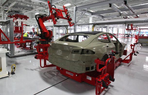 Tesla negociază cu chinezii: constructorul vrea un nou furnizor de baterii pentru noua fabrică de mașini electrice din Shanghai - Poza 1