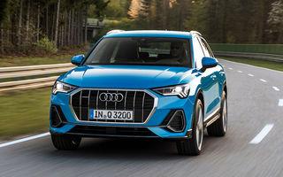 Prețurile noii generații Audi Q3 în România: start de la 34.600 de euro