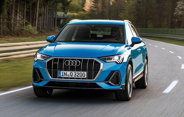 Prețurile noii generații Audi Q3 în România: start de la 34.600 de euro - Poza 1