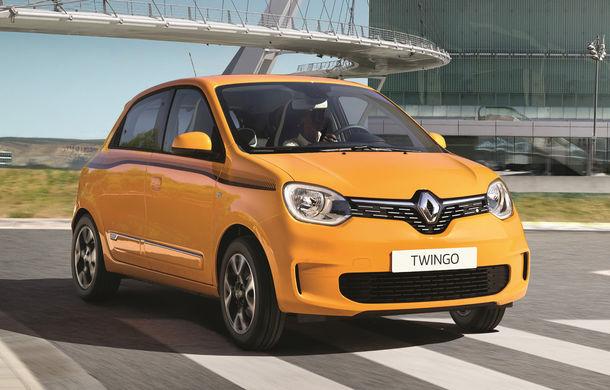 Renault Twingo facelift: modelul de oraș primește îmbunătățiri de design și motoare de până la 93 de cai putere cu transmisie EDC - Poza 1