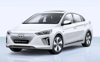Hyundai pregătește un update pentru Ioniq Electric: baterie mai mare și un nou sistem de infotainment