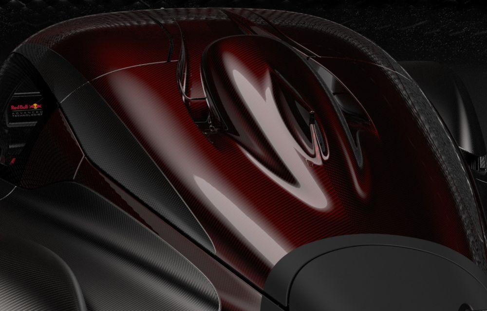 Aston Martin Valkyrie va primi o versiune AMR Track Performance: pachet aerodinamic nou, frâne din titan și suspensii pentru circuit - Poza 26