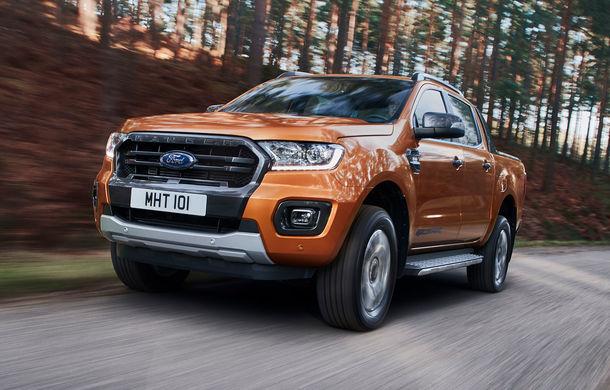 Noul Ford Ranger, imagini și detalii oficiale: noi motorizări diesel, transmisie automată cu 10 trepte și sisteme de asistență moderne - Poza 1