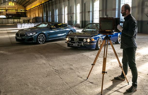 """Prezentare de gală în România pentru noul BMW Seria 8: """"Marșul BMW"""" din 1930, interpretat la evenimentul de la Uzinele Electrice Filaret - Poza 11"""