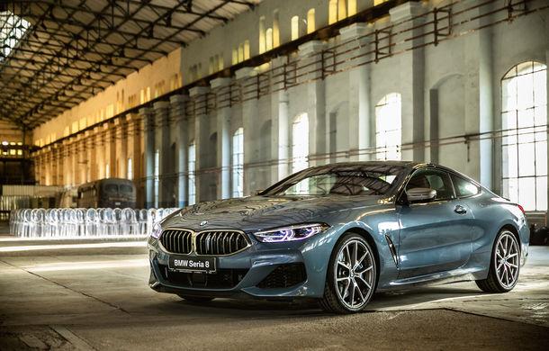 """Prezentare de gală în România pentru noul BMW Seria 8: """"Marșul BMW"""" din 1930, interpretat la evenimentul de la Uzinele Electrice Filaret - Poza 9"""