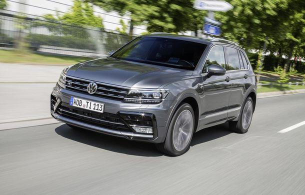 Sărbătoare la Volkswagen: SUV-ul Tiguan a ajuns la 5 milioane de unități produse la Wolfsburg - Poza 1