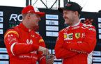 """Vettel anticipează performanțe majore din partea lui Mick Schumacher: """"Poate deveni un star al Formulei 1, dar are nevoie de timp"""""""