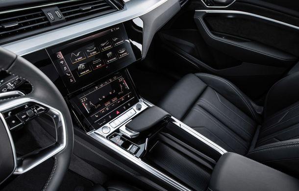 Prim contact cu Audi e-tron: 30 de minute în compania primului SUV electric din portofoliul nemților - Poza 14