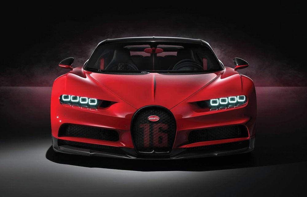 """Șeful Bugatti dezminte zvonurile din presă: """"Nu vom construi niciun SUV"""" - Poza 1"""