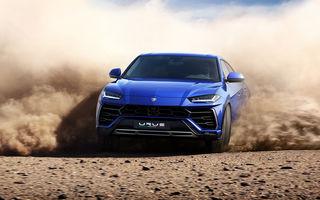 Lamborghini va limita producția la 8.000 de unități în 2020: SUV-ul Urus va fi produs în 4.000 de exemplare