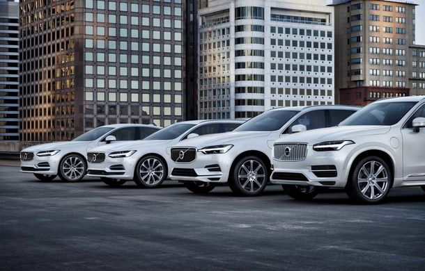 """Volvo, despre vânzările de hibrizi plug-in: """"Cererea este foarte mare în continuare. Clienții caută performanța, în dauna economiei de carburant"""" - Poza 1"""