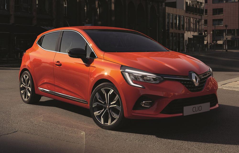 Noua generație Renault Clio: design modern, ecran multimedia de 9.3 inch și instrumentar de bord digital de 10 inch - Poza 1