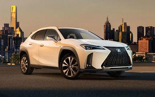 Lexus nu exclude lansarea unui SUV de performanță: UX este candidatul perfect