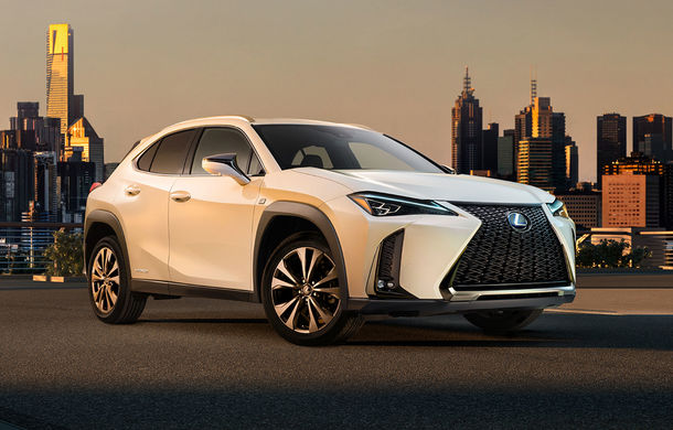 Lexus nu exclude lansarea unui SUV de performanță: UX este candidatul perfect - Poza 1