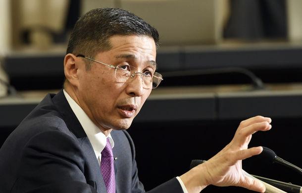"""Supriză în Japonia: CEO-ul Nissan, considerat artizanul arestării lui Ghosn, anunță că va demisiona """"în următoarele luni"""" - Poza 1"""
