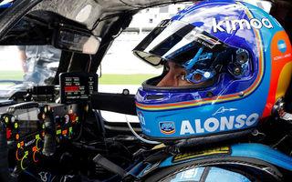 Alonso își trece în palmares o nouă victorie importantă: spaniolul a câștigat pe ploaie Cursa de 24 de ore de la Daytona