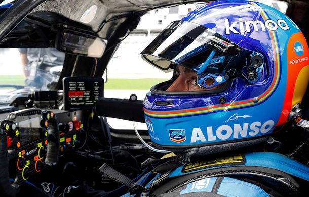 Alonso își trece în palmares o nouă victorie importantă: spaniolul a câștigat pe ploaie Cursa de 24 de ore de la Daytona - Poza 1