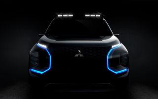 Conceptul Mitsubishi Engelberg Tourer va fi prezentat la Geneva: prototipul anunță o nouă direcție de design în segmentul SUV