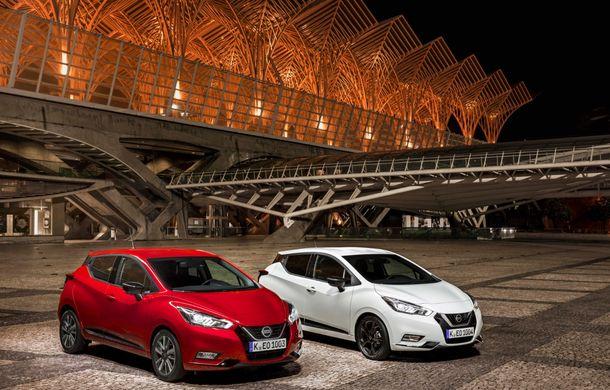 Îmbunătățiri pentru Nissan Micra: două motoare noi, cutie automată Xtronic, echipare N-Sport și o nouă versiune NissanConnect - Poza 46