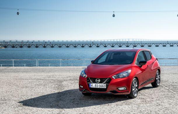 Îmbunătățiri pentru Nissan Micra: două motoare noi, cutie automată Xtronic, echipare N-Sport și o nouă versiune NissanConnect - Poza 29