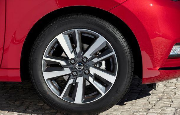Îmbunătățiri pentru Nissan Micra: două motoare noi, cutie automată Xtronic, echipare N-Sport și o nouă versiune NissanConnect - Poza 4