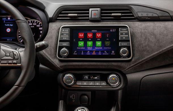 Îmbunătățiri pentru Nissan Micra: două motoare noi, cutie automată Xtronic, echipare N-Sport și o nouă versiune NissanConnect - Poza 43
