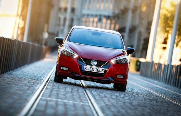 Îmbunătățiri pentru Nissan Micra: două motoare noi, cutie automată Xtronic, echipare N-Sport și o nouă versiune NissanConnect - Poza 13