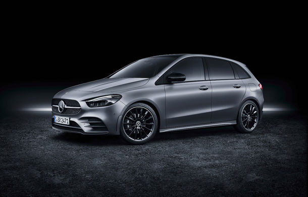 Noua generație Mercedes-Benz Clasa B poate fi comandată și în România: start de la 28.200 de euro - Poza 1